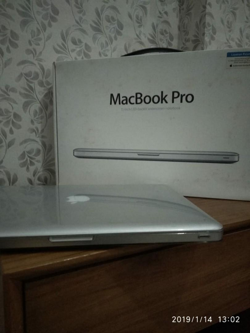 "MacBookpro 15"" early 2011"