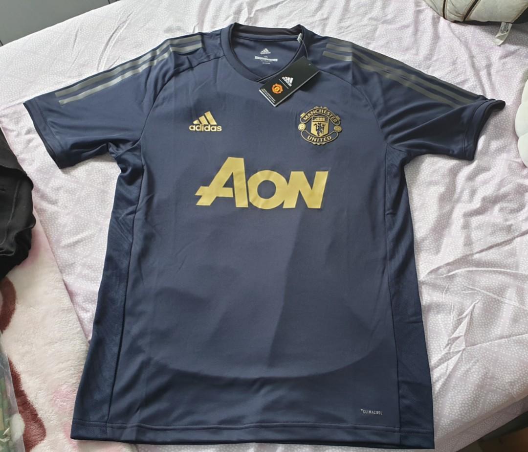 1fc6996d9 Manchester United champion training kit 17 18