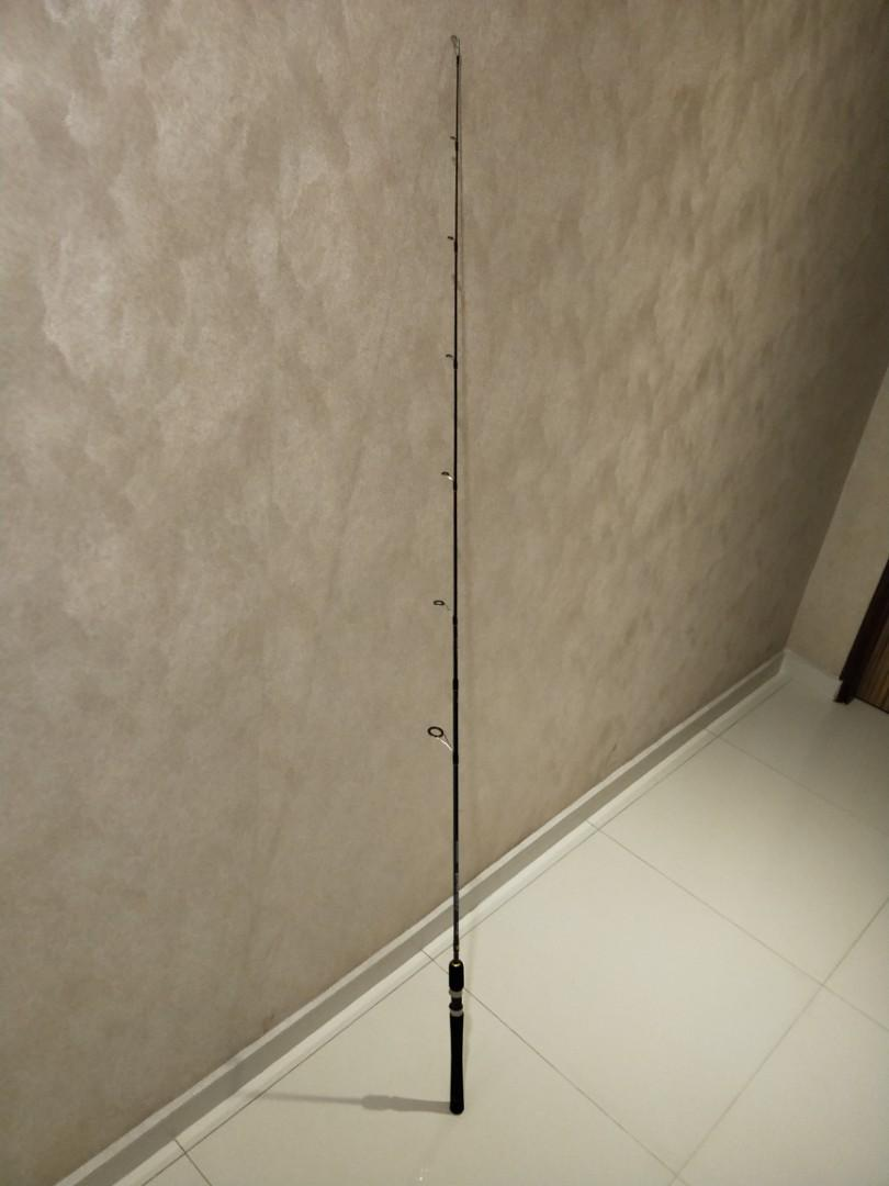 New Carp Hunter fishing rod for sales
