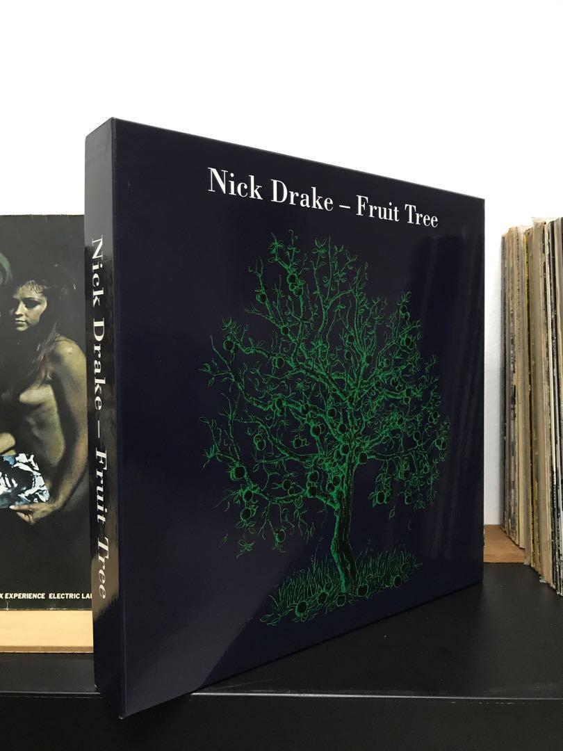 NICK DRAKE - Fruit Tree Boxset RARE!