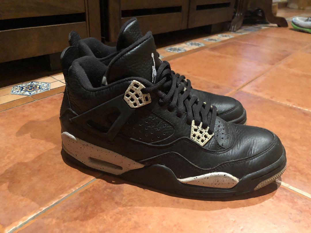 buy online c965e 59cca Nike Air Jordan 4 Oreo