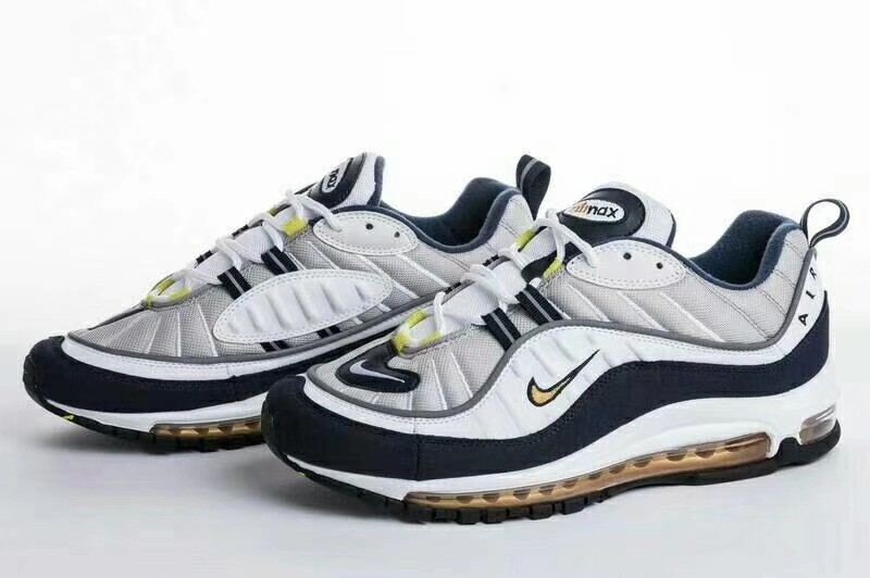 "new arrival de250 689b7 Nike Air Max 98 ""Tour Yellow"""