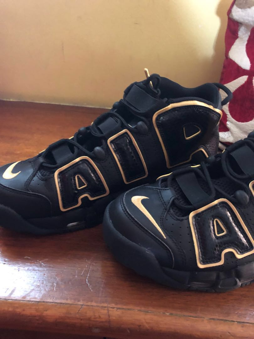 1f3b7885aaa Nike Air More Uptempo 96  France QS