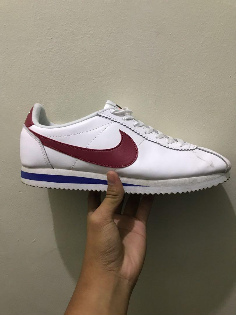 low priced e296c 15f2c Nike Cortez XLV 2018 Forrest Gump Edition on Carousell