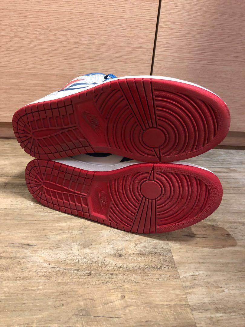 Nike Jordan 1 us 9 90% new
