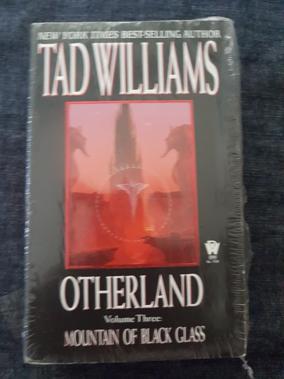 Otherland Volume Three: Mountain Of Black Glass by Tad Williams