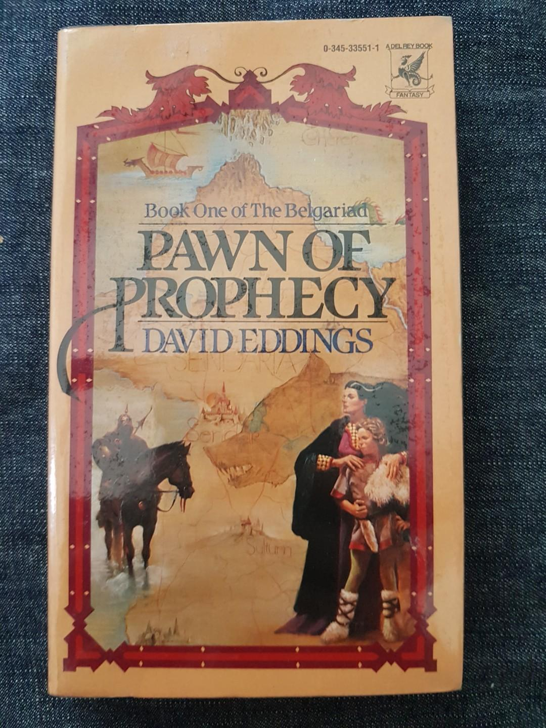 Pawn of Prophecy: Book One of The Belgariad by David Eddings