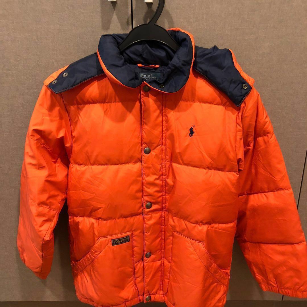 bec239ae7 Polo Ralph Lauren Winter Down Jacket Size 10/12, Babies & Kids, Boys ...