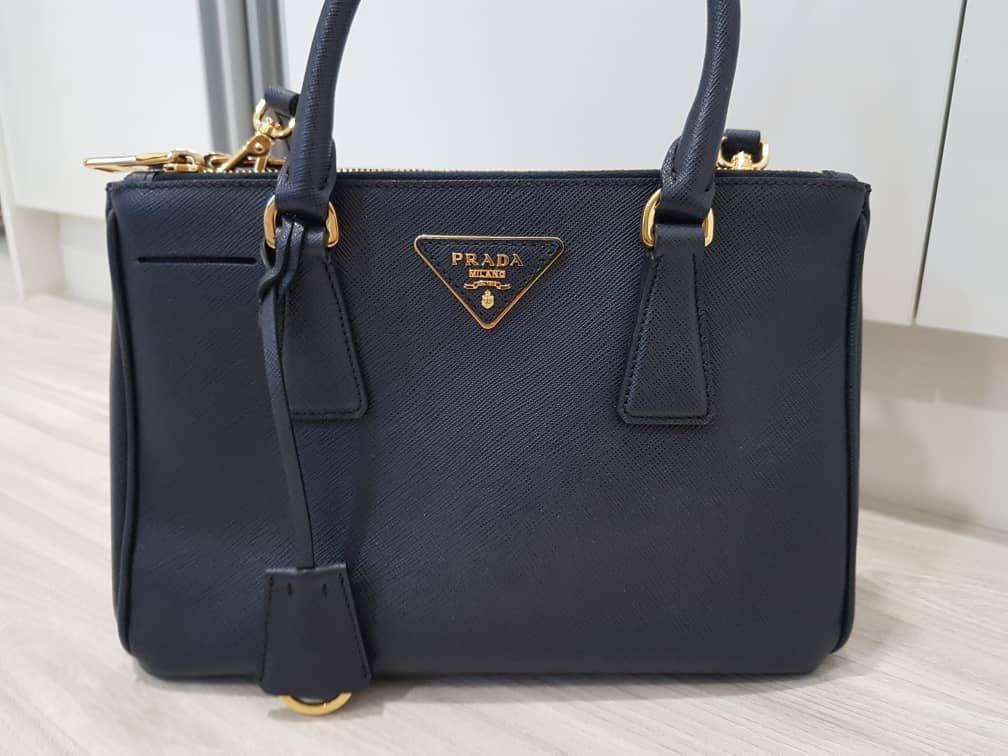 f83aea1c1db Prada Saffiano Bag, Women's Fashion, Bags & Wallets, Handbags on ...