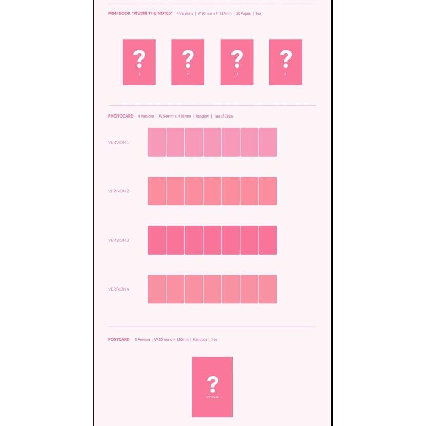 [PRE-ORDER] BTS - Map of The Soul: Persona (+Poster in tube & Free Gifts)