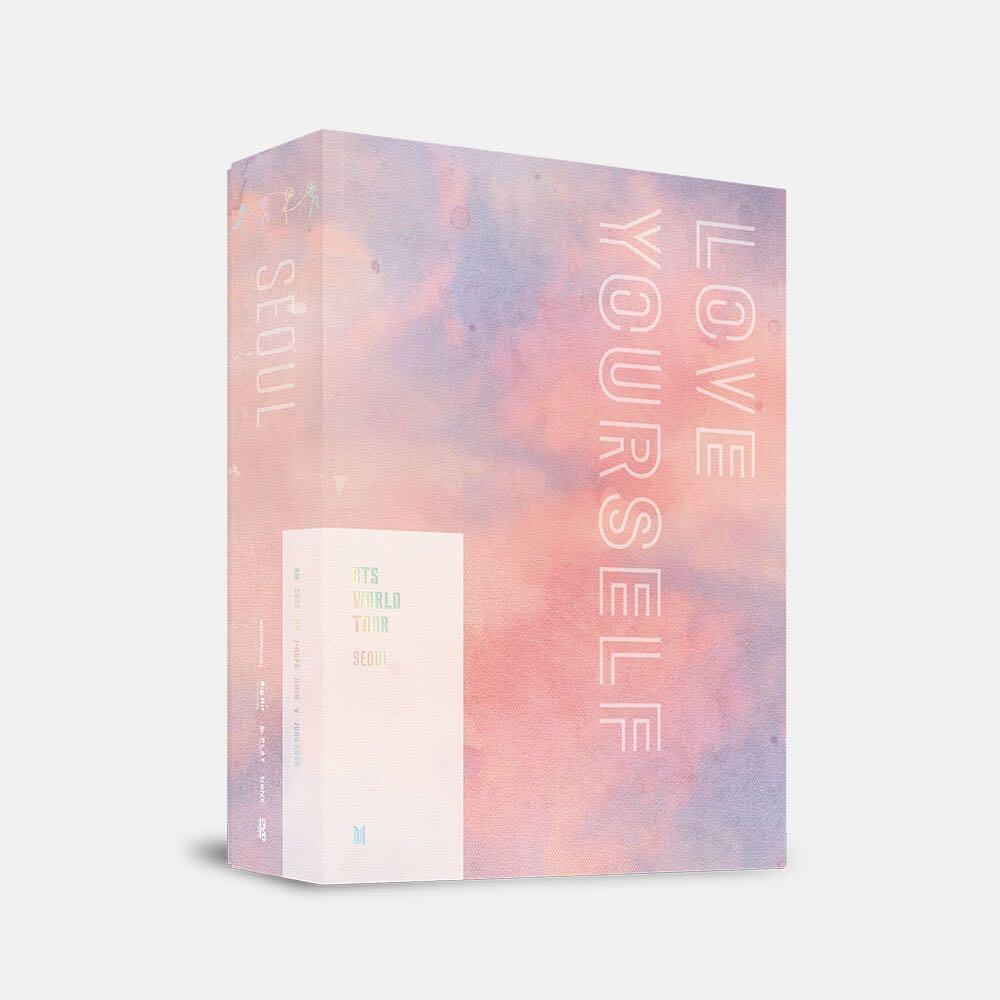 [PRE-ORDER] BTS World Tour Love Yourself in Seoul DVD (+Free Gifts)