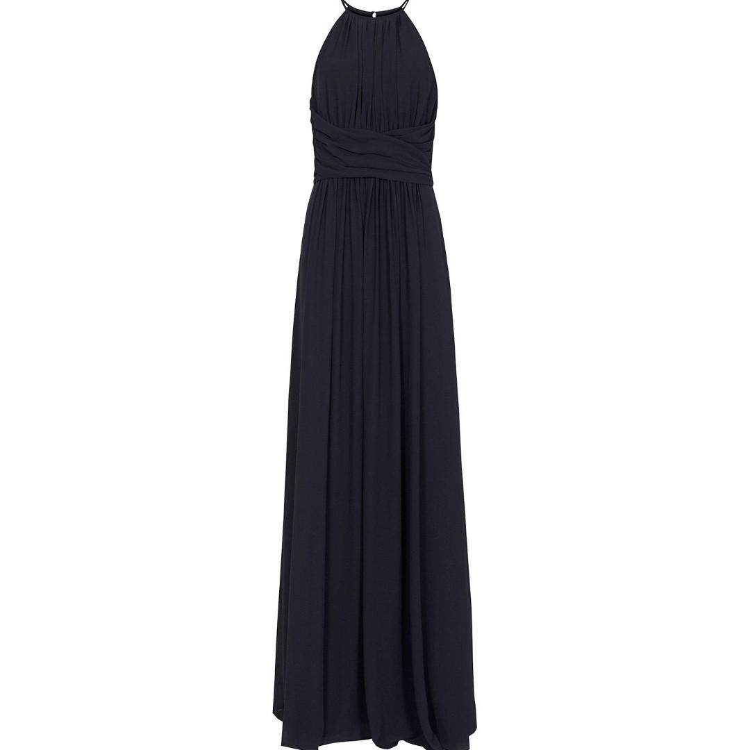 Reiss Navy Dress