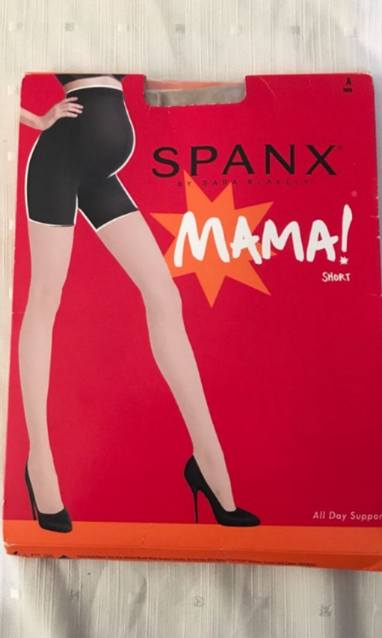 6be69ae14764a Spanx Power Mama Maternity Shaper, Babies & Kids, Maternity on Carousell