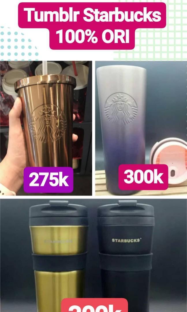 Starbucks Tumbler ORI