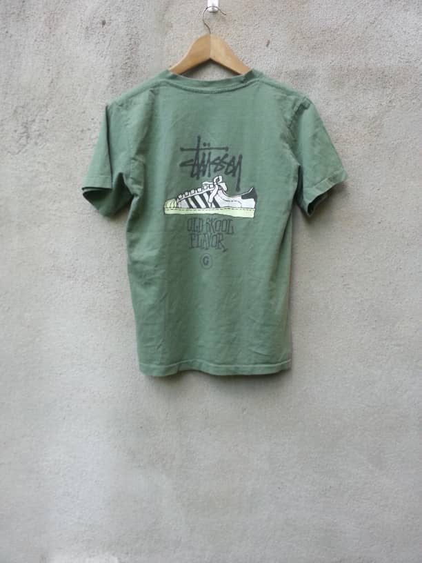 a4dfe773 Stussy Old School Flavor USA, Women's Fashion, Clothes, Tops on Carousell