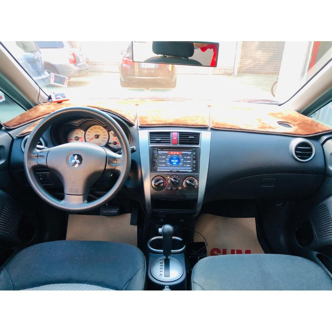 【SUM尼克汽車】2008 Mitsubishi Colt Plus 1.6L