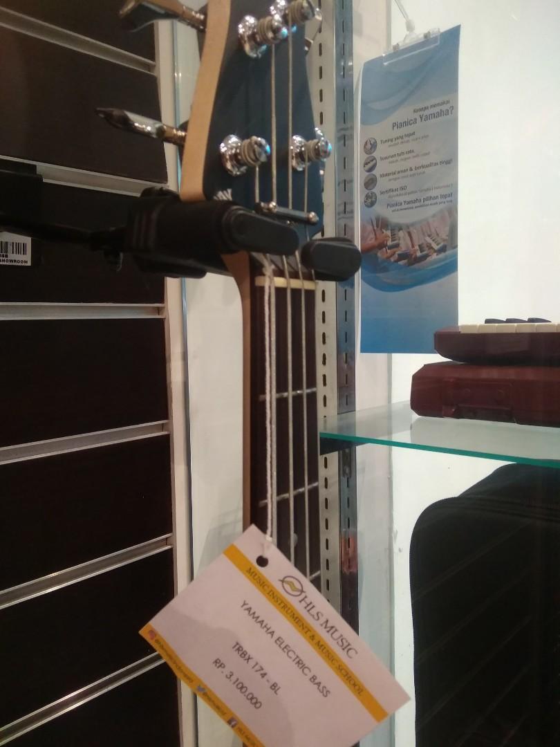 Yamaha elektrik Bass resmi bisa kredit tanpa DP