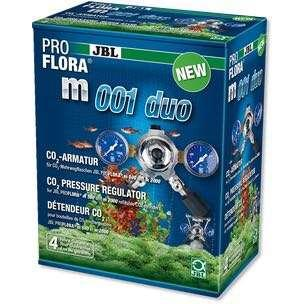 JBL Pro Flora m001 duo CO2 pressure regulator from Germany