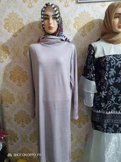 Tunik turtleneck 7/8