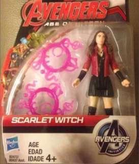 Marvel avenger Scarlet witch 3.75 inch Figure