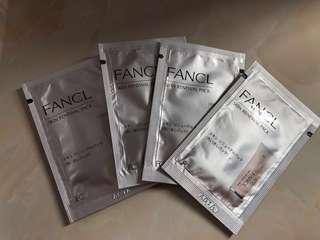 Fancl 蜂皇精華 - 更新軟膜 4包