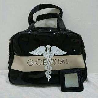 🚚 雙蛇杖多功能手提包 Multi-function handbag