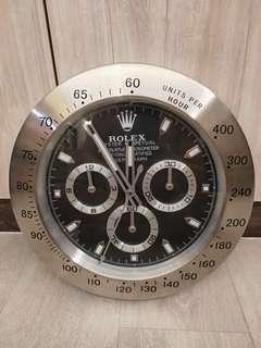 Rolex Daytona Wall Clock Oyster Perpetual