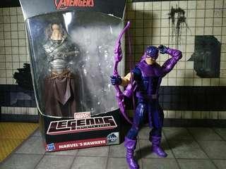 """Marvel Legends Hawkeye 6"""""""