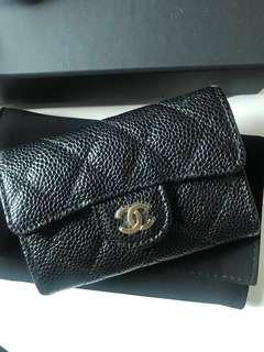 Chanel purse wallet