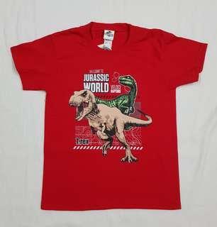 🚚 🦖 Jurassic World T-shirts - many designs