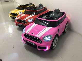 Instock Children Electric ride on car with remote control