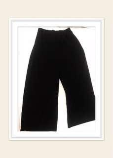 🚚 八分寬褲