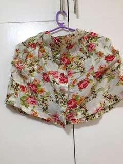 Cotton On Women's Floral White Skirt