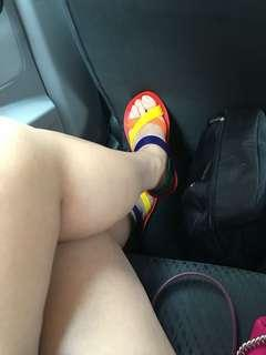 Black out slipper