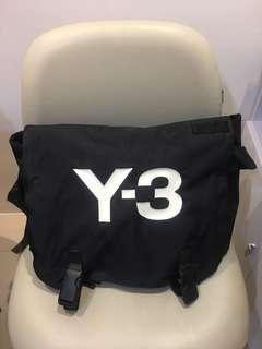 🚚 Y-3 經典郵差包