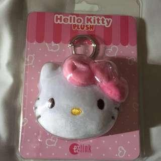 Hello kitty ezlink charm plush