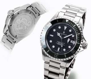 Steinhart Ocean 1 Black Ceramic Watch