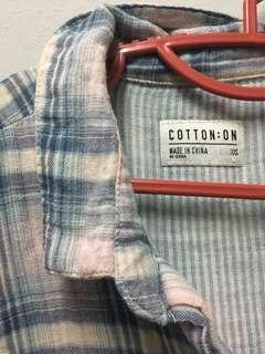 Cotton on tops