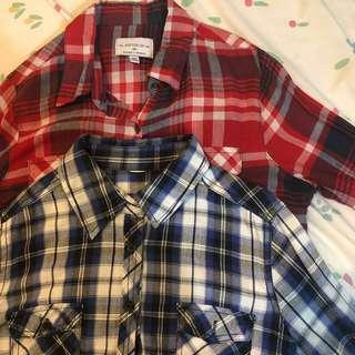 Flannel // Plaid Shirts Bundle #MMAR18