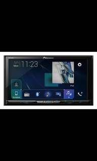 """Pioneer AVH-Z9150BT 7"""" Clear-Type Resistive Touch-screen with Apple CarPlayWireless Android Auto, car Radio And Audio System"""