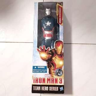 BN Iron Patriot Figurine
