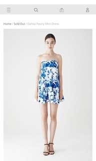 VGY swan dress