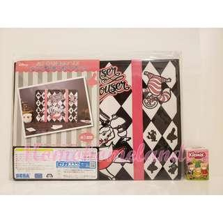 ♕愛麗絲夢遊仙境摺合式手提箱/Alice in Wonderland Premium Foldable Trunk/Suitcase♕
