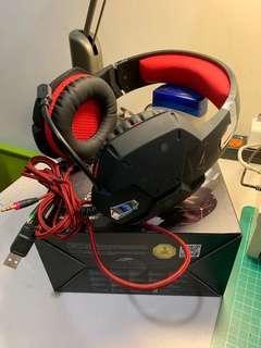 🚚 X craft HP2000 電競耳機