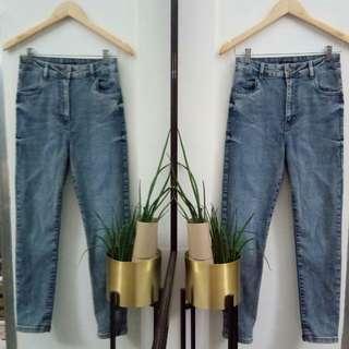 Bershka Mom Jeans/Boyfriend Jeans