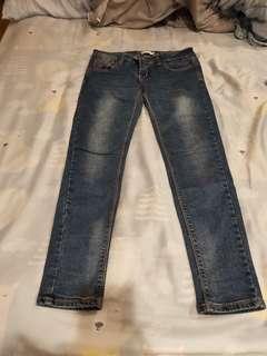 50%牛仔長褲-6kg