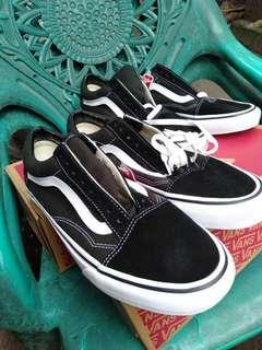 Vans Oldskool Black White