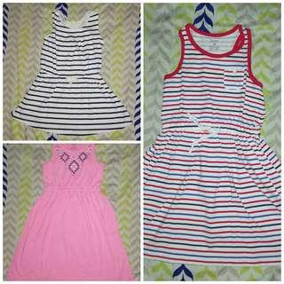 Carter's and H&M Dresses