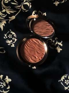 becca sunlit bronzer