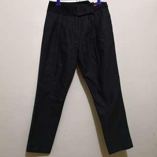 C337 - Cour Carre Unisex Cotton Blend Trousers